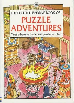 Fourth Book of Puzzle Adventures