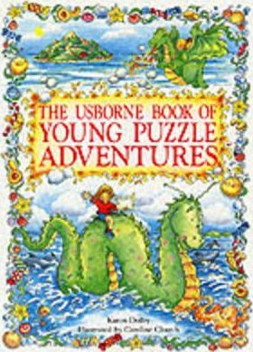 Usborne Book of Young Puzzle Adventures