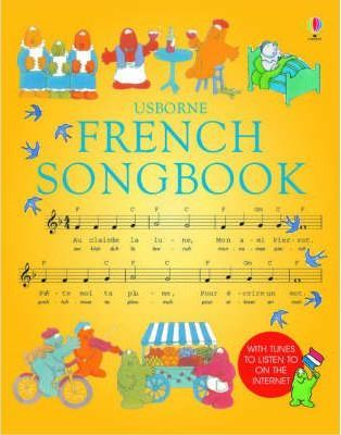French Songbook for Beginners