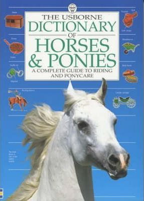 Usborne Dictionary of Horses and Ponies