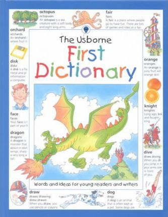 The Usborne First Dictionary