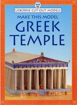 Make This Model Greek Temple