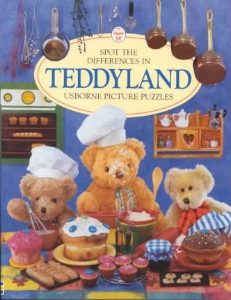 Teddyland: What's the Difference?