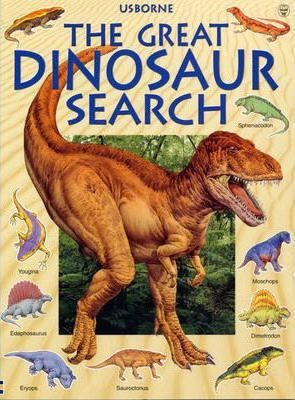 The Great Dinosaur Search