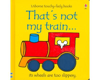 That's Not My Train