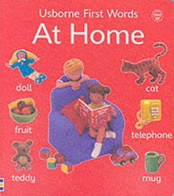 At Home Board Book