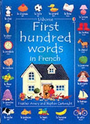 First 100 Words in French
