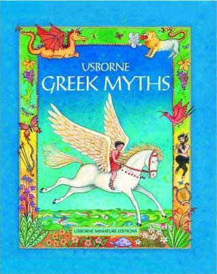 Mini Greek Myths for Young Children