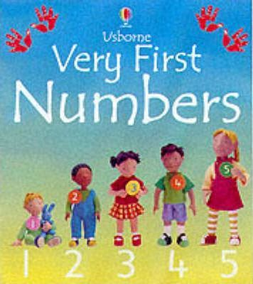 Very First Numbers Board Book