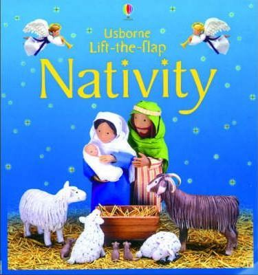 Usborne Lift-the-flap Nativity