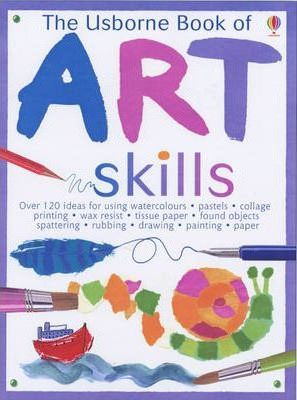 The Usborne Book of Art Skills