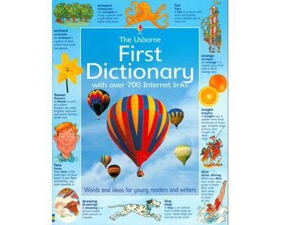 The Usborne Internet-linked First Dictionary