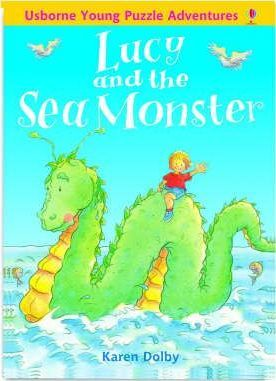 Young Puzzle Adventures: Lucy and the Sea Monster