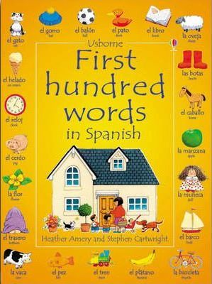 First 100 Words in Spanish