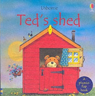 Ted's Shed Phonics Board Book