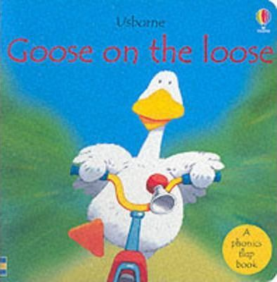 Goose on the Loose Phonics Board Book