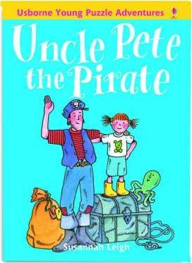 Young Puzzle Adventures: Uncle Pete the Pirate