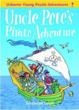 Young Puzzle Adventures: Uncle Pete's Pirate Adventure
