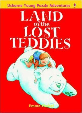 Young Puzzle Adventure: Land of the Lost Teddies
