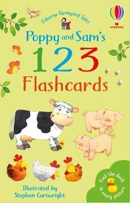 Farmyard Tales Flashcards: 1, 2, 3
