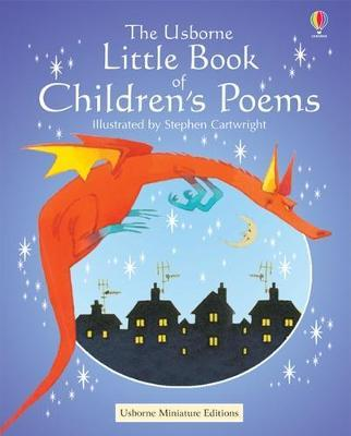 The Usborne Little Book of Children's Poems