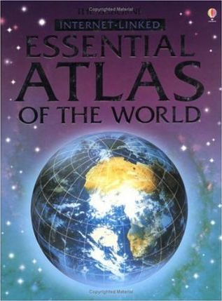 Usborne Internet-Linked Essential Atlas of the World