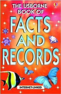 Usborne Book of Facts and Records