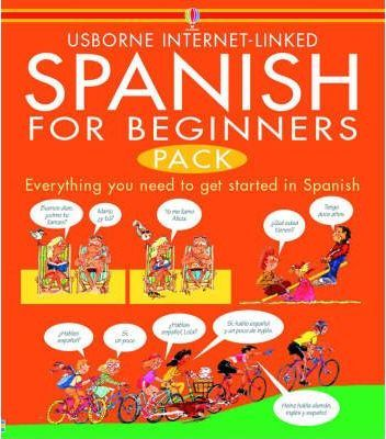 Spanish for Beginners: Pack
