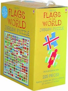 Flags of the World Boxed Jigsaw