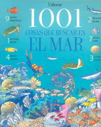 1001 Cosas Que Buscar En El Mar (1001 Things to Spot in the Sea)