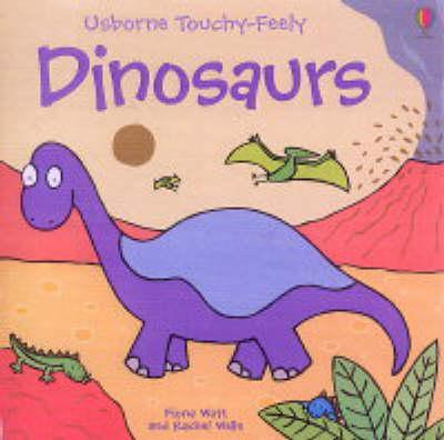 Touchy-Feely Dinosaurs