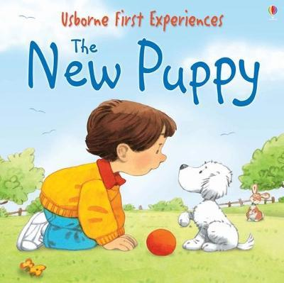 Usborne First Experiences The New Puppy