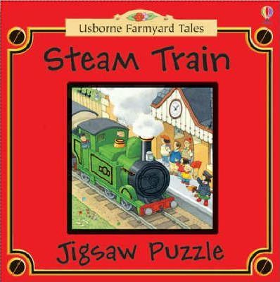 Farmyard Tales Steam Train Jigsaw Puzzle