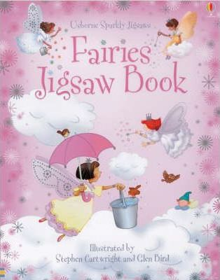 The Usborne Fairies Jigsaw Book