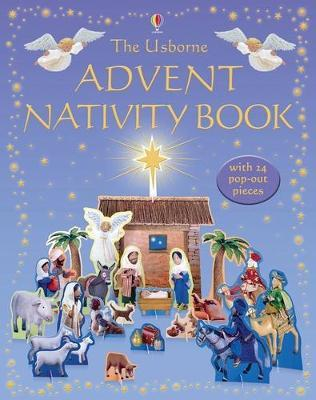 Advent Nativity Book