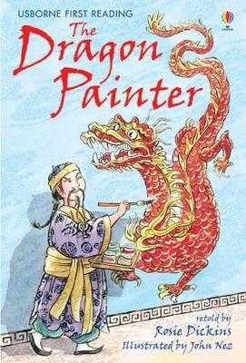 The Dragon Painter: Level 4