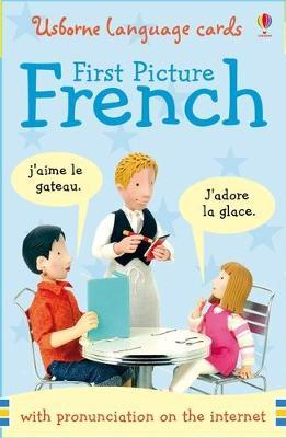 French Words and Phrases Language Cards