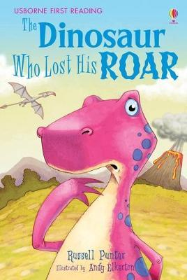 The Dinosaur Who Lost His Roar: Level 3