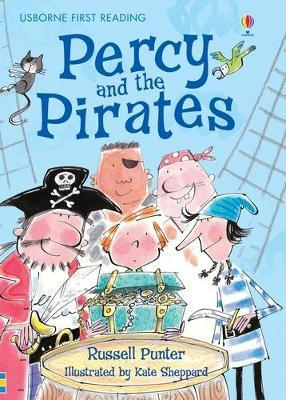 Percy and the Pirates: Level 4