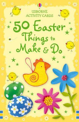 50 Easter Things To Make and Do Activity Cards