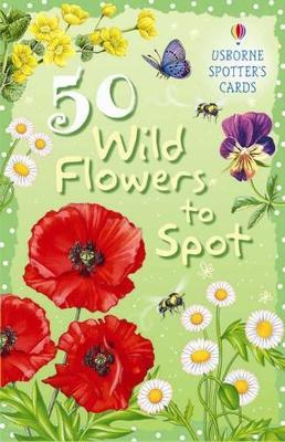 50 Flowers to Spot