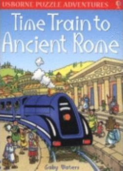 Time Train to Ancient Rome