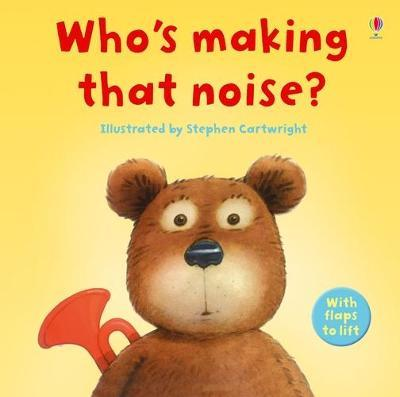 Who's Making That Noise?