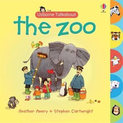 Usborne Talkabout The Zoo