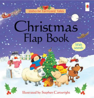 Farmyard Tales Christmas Flap Book with Sounds
