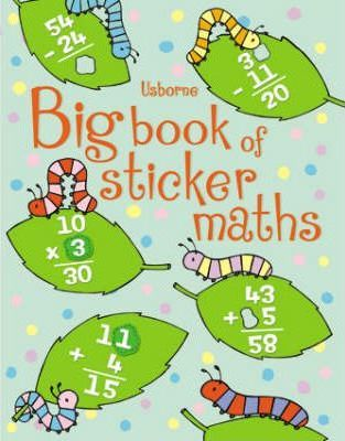 Big Book of Sticker Maths