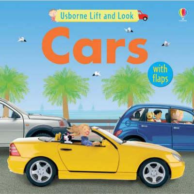 Usborne Lift and Look Cars