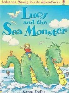Lucy and the Sea Monster
