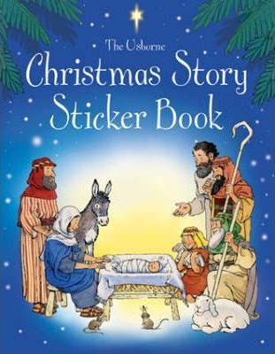 The Christmas Story Stickerbook