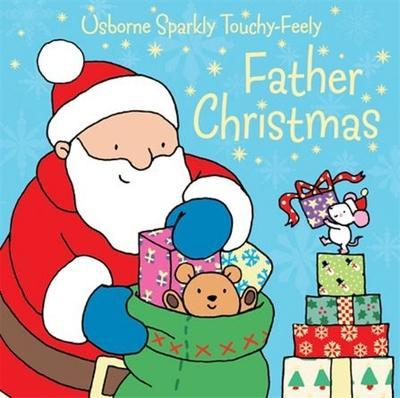 Touchy-feely Father Christmas